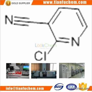 TIANFU-CHEM CAS:6602-54-6 2-Chloro-3-cyanopyridine