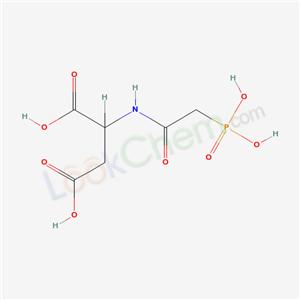 76338-95-9,2-[(2-phosphonoacetyl)amino]butanedioic acid,