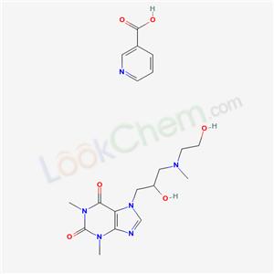 Xanthinol nicotinate