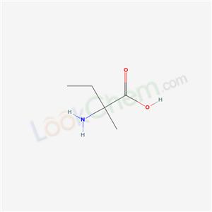 465-58-7,2-amino-2-methyl-butanoic acid,2-AMINO-2-METHYL-BUTYRIC ACID, RAC;2-AMINO-2-METHYLBUTYRIC ACID;ISOVALINE