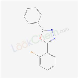 83817-43-0,2-(2-Bromophenyl)-5-phenyl-1,3,4-oxadiazole,
