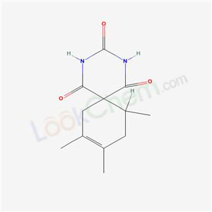 67196-45-6,8,9,11-Trimethyl-2,4-diazaspiro(5.5)undec-8-ene-1,3,5-trione,