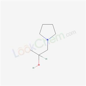 42122-41-8,alpha-Methylpyrrolidine-1-ethanol,