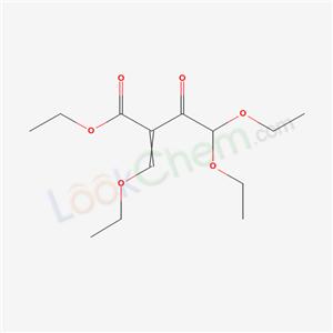 40995-61-7,Ethyl 4,4-diethoxy-2-(ethoxymethylene)-3-oxobutyrate,