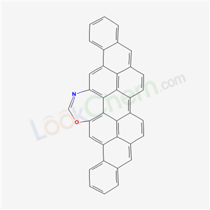65087-06-1,Dinaphtho(1,2,3:3,4;3,2,1:9,10)perylo(1,12-def)(1,3)oxazepine,