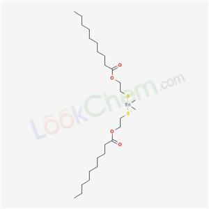67874-41-3,Decanoic acid, (dimethylstannylene)bis(thio-2,1-ethanediyl) ester,