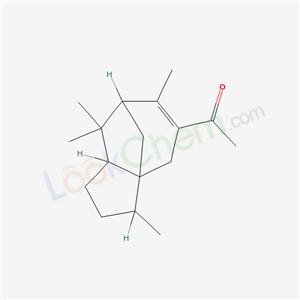 68039-35-0,Ethanone, 1-(2,3,4,7,8,8a-hexahydro-3,6,8,8-tetramethyl-1H-3a,7-methanoazulen-5-yl)-,EINECS 268-253-1;Acetylcedren;