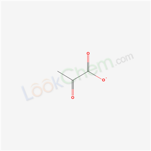 57-60-3,2-Oxopropanoate,
