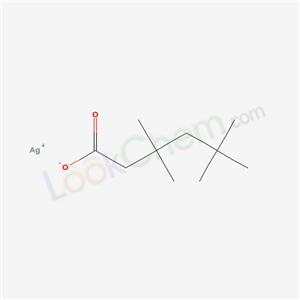 Neodecanoic acid, silver(1+) salt(68683-18-1)