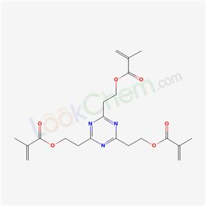 68845-21-6,1,3,5-Triazine-2,4,6-triyltri-2,1-ethanediyl trimethacrylate,