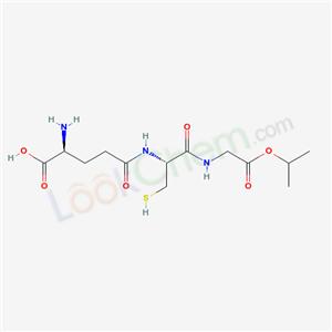 Glutathione-monoisopropyl ester (reduced)(97451-46-2)