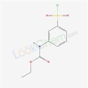 71205-33-9,3-((Ethoxycarbonyl)amino)benzenesulfonyl chloride,