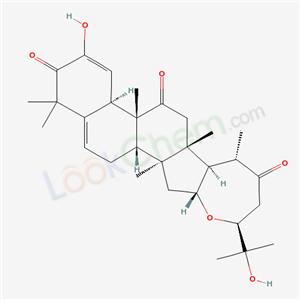 Molecular Structure of 60137-06-6 (19-Norlanosta-1,5-diene-3,11,22-trione, 16,24-epoxy-2,25-dihydroxy-9-methyl-, (9beta,10alpha,16alpha,24S)-)