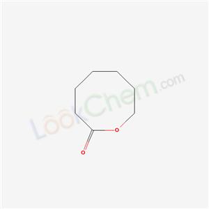 CAS NO:539-87-7 Heptanolactone Molecular Structure