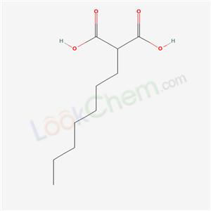 92c9cef967a Molecular Structure of 760-54-3 (Propanedioic acid