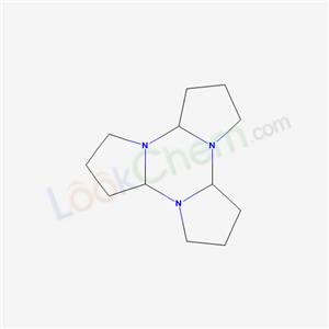5981-17-9,Dodecahydrotripyrrolo(1,2-a:1,2-c:1