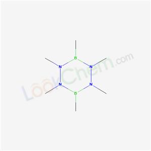 7318-93-6,1,2,4,5,3,6-Tetrazadiborine, hexahydro-1,2,3,4,5,6-hexamethyl-,