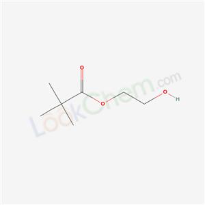 20267-19-0,2-hydroxyethyl 2,2-dimethylpropanoate,
