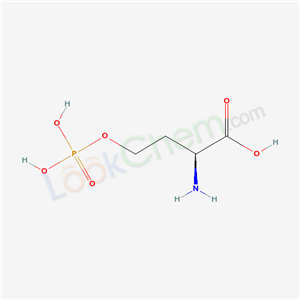 (2S)-2-AMINO-4-PHOSPHONOOXY-BUTANOIC ACID
