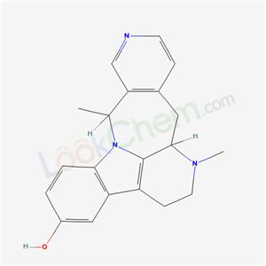 79034-10-9,1,7b,10-Triazabenzo(5,6)cyclohepta(1,2,3-jk)fluoren-5-ol,1,2,3,8,13,13a-hexahydro-1,8-dimethyl-,