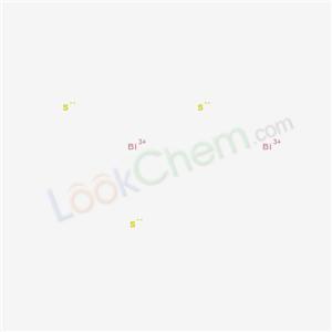 Bismuth sulfide (Bi2S3)(1345-07-9)