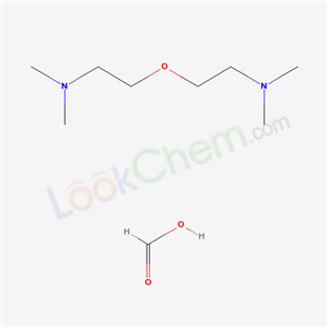 Formic acid, compound with 2,2-oxybis(N,N-dimethylethylamine) (2:1)