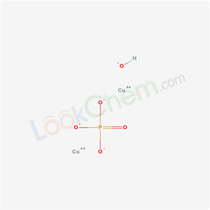 COPPER HYDROXIDE PHOSPHONATE (CU2(OH)(PO4))