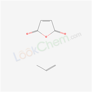 2,5-FURANDIONE, REACTION PRODUCTS WITH POLYPROPYLENE, CHLORINATED