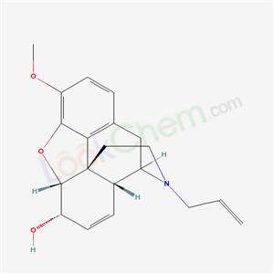 56195-50-7,(5alpha,6alpha)-17-Allyl-7,8-didehydro-4,5-epoxy-3-methoxymorphinan-6-ol,