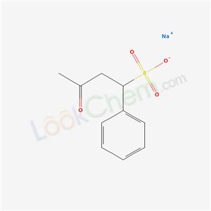 70776-60-2,sodium 3-oxo-1-phenyl-butane-1-sulfonate,