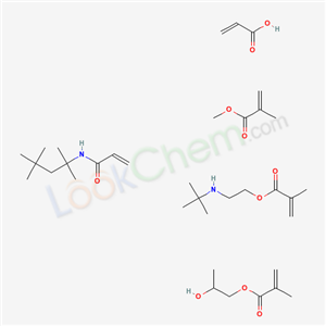 MIXED METHACRYLATES/ ACRYLIC ACID/ TERT-OCTYLACRYLAMIDE