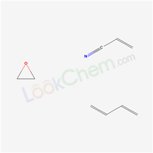 BUTADIENE/ PROPIONITRILE, HYDROXY-TERMINATED, ETHOXYLATED