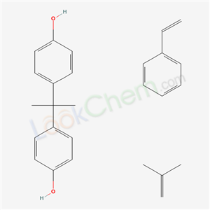 Phenol, 4,4-(1-methylethylidene)bis-, reaction products with isobutylene and styrene(68784-69-0)
