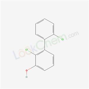 79881-35-9,2-chloro-3-(2-chlorophenyl)phenol,