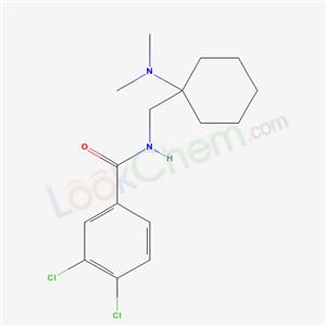 Molecular Structure of 55154-30-8 (AH 7921)
