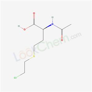113793-52-5,(2S)-2-acetamido-4-(2-chloroethylsulfanyl)butanoic acid,