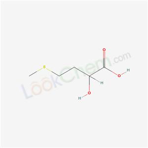 48042-96-2,(S)-2-Hydroxy-4-(methylthio)butyric acid,