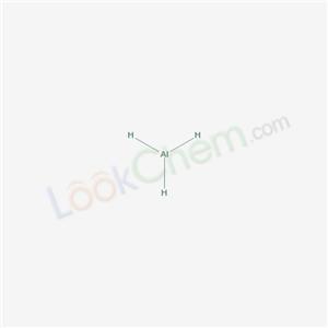 Molecular Structure of 7784-21-6 (ALUMINUM HYDRIDE)