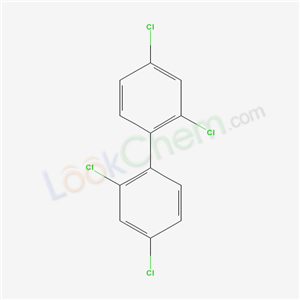 Molecular Structure of 53469-21-9 (Aroclor 1242)