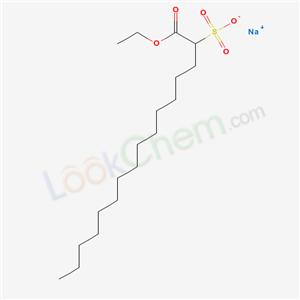 sodium 1-ethoxycarbonylpentadecane-1-sulfonate