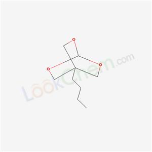 60028-09-3,2,6,7-Trioxabicyclo(2.2.2)octane, 4-butyl-,