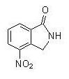 Molecular Structure of 366452-97-3 (4-Nitroisoindolin-1-one)