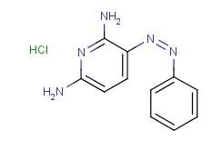 PYRIDIATE 3-Phenylazo-2,6-diaminopyridine Monohydrochloride Phenazopyridine hydrochloride 136-40-3 99% min(136-40-3)