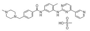 Imatinib mesylate(220127-57-1)
