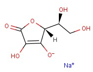 Sodium ascorbate(134-03-2)