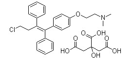 Toremifene citrate product picture