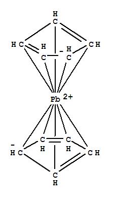 Molecular Structure of 1294-74-2 (Plumbocene)