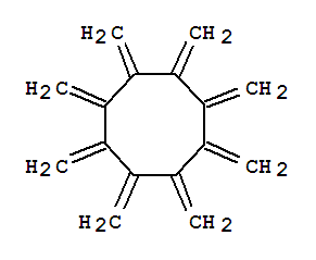 13538-68-6,Cyclooctane,1,2,3,4,5,6,7,8-octakis(methylene)-,Cyclooctane,octakis(methylene)- (7CI,8CI,9CI); [8]Radialene
