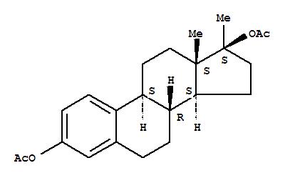 14111-93-4,Estra-1,3,5(10)-triene-3,17b-diol, 17-methyl-, diacetate(8CI),NSC71299
