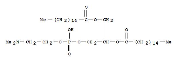 1487-55-4,Hexadecanoic acid,1,1'-[1-(3-hydroxy-7-methyl-3-oxido-2,4-dioxa-7-aza-3-phosphaoct-1-yl)-1,2-ethanediyl]ester,Hexadecanoicacid, 1-(3-hydroxy-7-methyl-3-oxido-2,4-dioxa-7-aza-3-phosphaoct-1-yl)-1,2-ethanediylester (9CI); Hexadecanoic acid,1-(3-hydroxy-7-methyl-3-oxido-2,4-dioxa-7-aza-3-phosphaoct-1-yl)-1,2-ethanediylester, (?à)-; Palmitin, 1,2-di-, dihydrogenphosphate, mono[2-(dimethylamino)ethyl] ester, DL- (8CI); N,N-Dimethyldipalmitoyl phosphatidylethanolamine